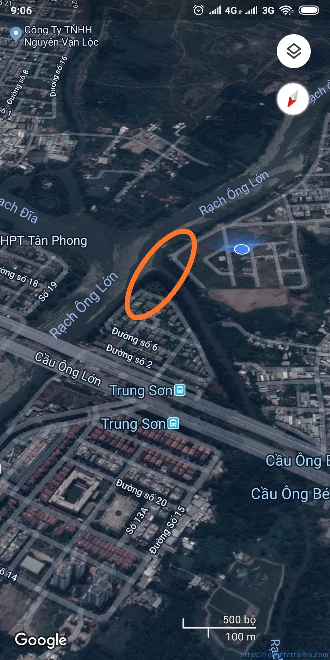 Tiến độ dự án căn hộ Terra Mia Phạm Hùng BC & Nguyễn Văn Cừ nối dài