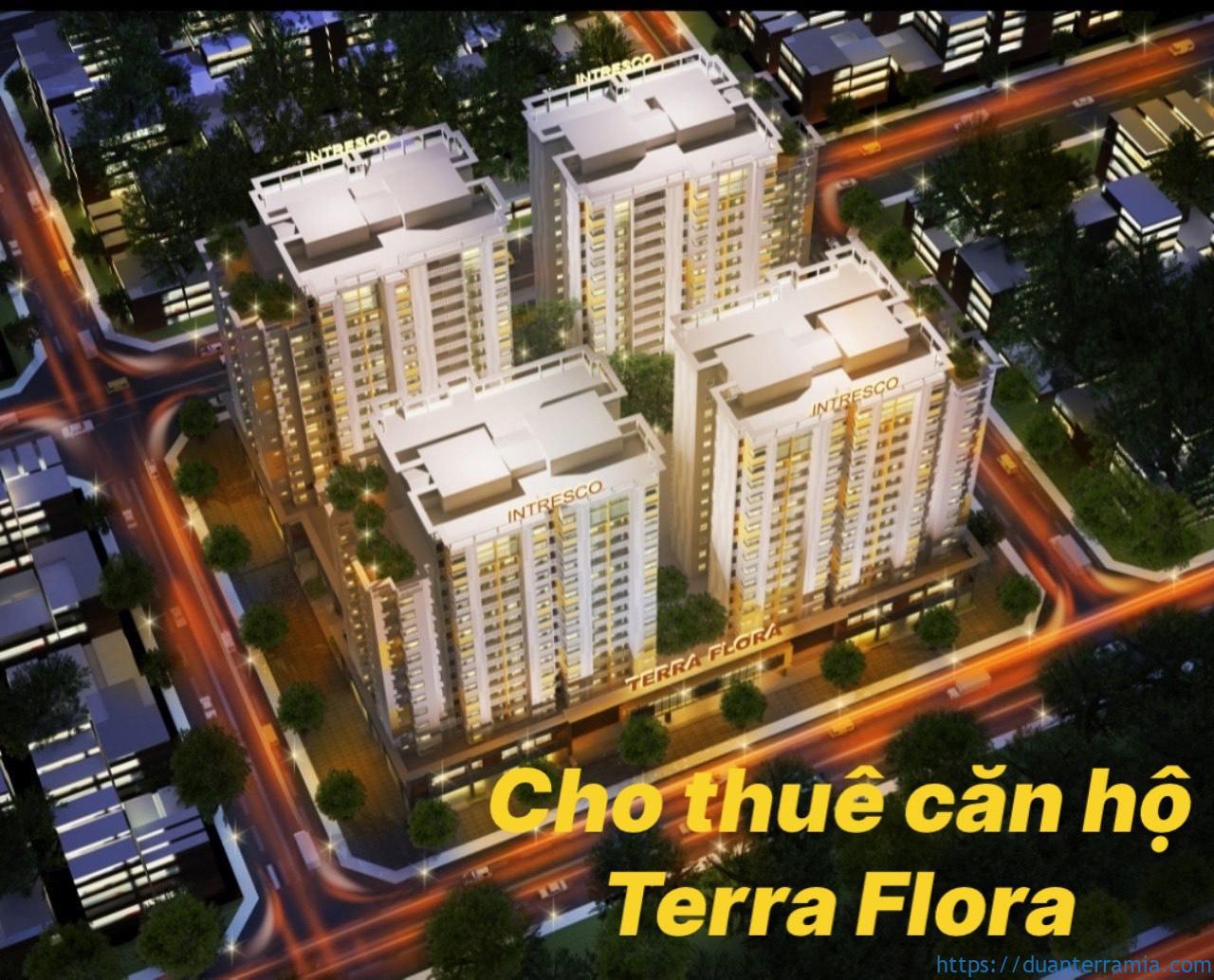 Cho thue can ho Terra Flora