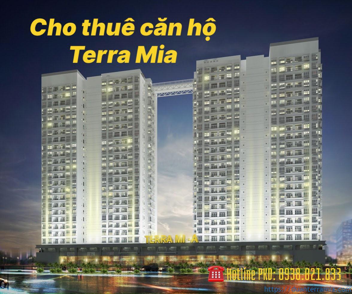 Cho thue can ho Terra Mia