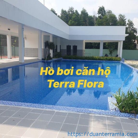 Ho boi can ho Terra Flora