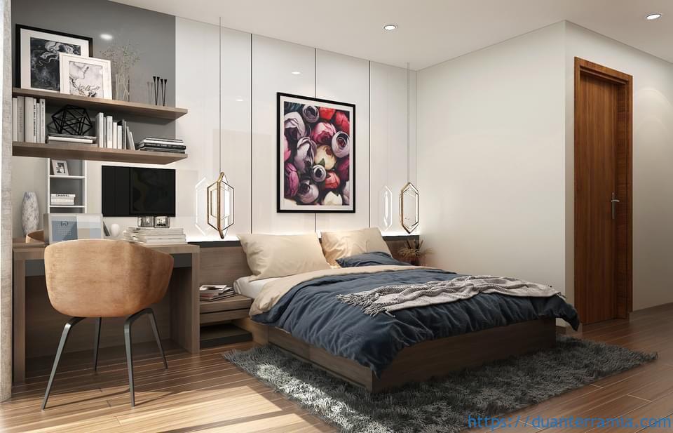 Thiết kế căn hộ Terra Mia 3PN