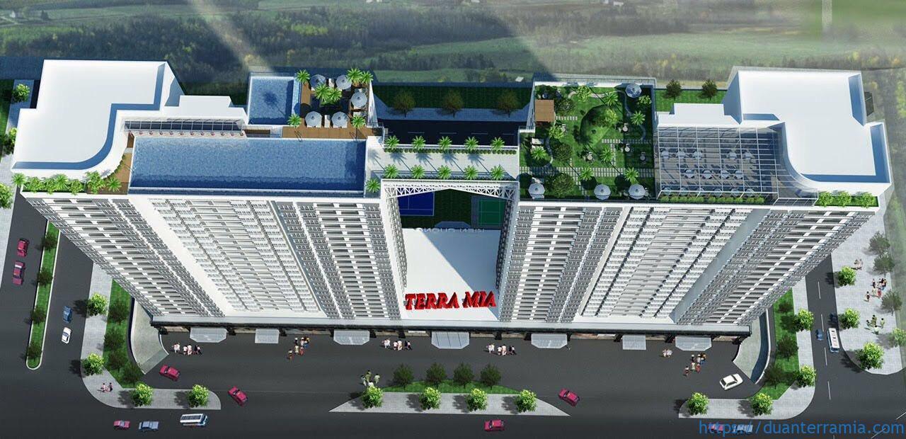 Thiết kế căn hộ Terra Mia - Block A Block B