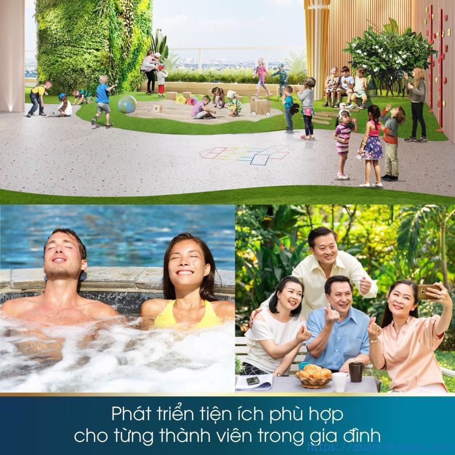 Song hanh phuc tai Terra Mia