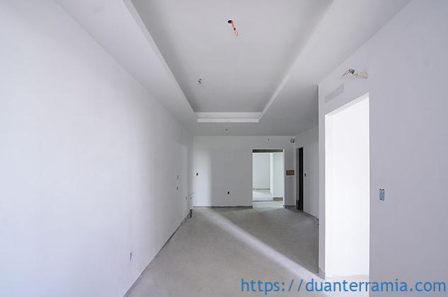 Thi công hoàn thiện căn hộ - Tiến độ dự án Terra Mia mới nhất Tháng 02.2021