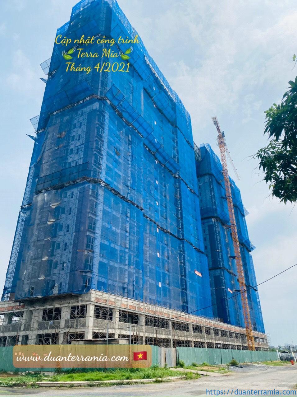 Cập nhật tiến độ xây dựng căn hộ Terra Mia Tháng 4.2021 (4)