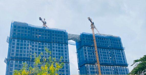 Cập nhật tiến độ dự án căn hộ Terra Mia – Tháng 04/2021